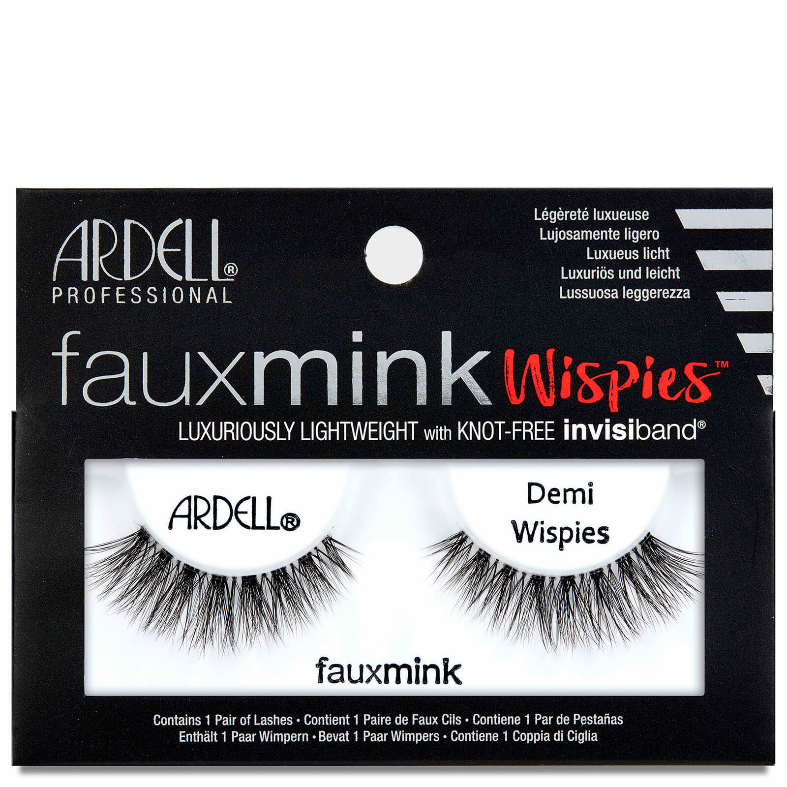 f9011351c62 Ardell Faux Mink Demi Wispies Lashes | Free Shipping | Lookfantastic