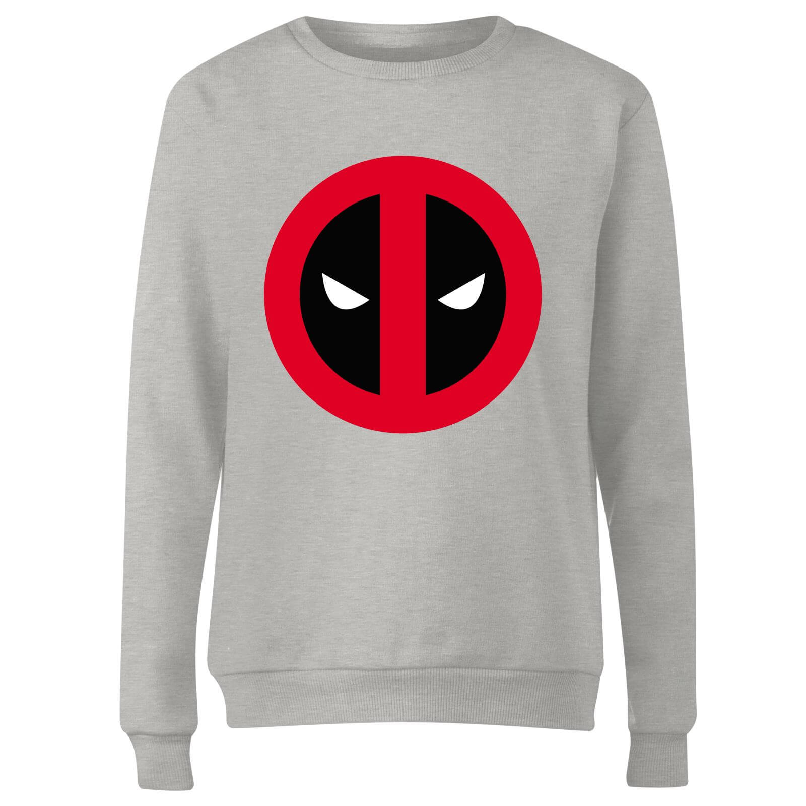 Marvel Deadpool Clean Logo Women