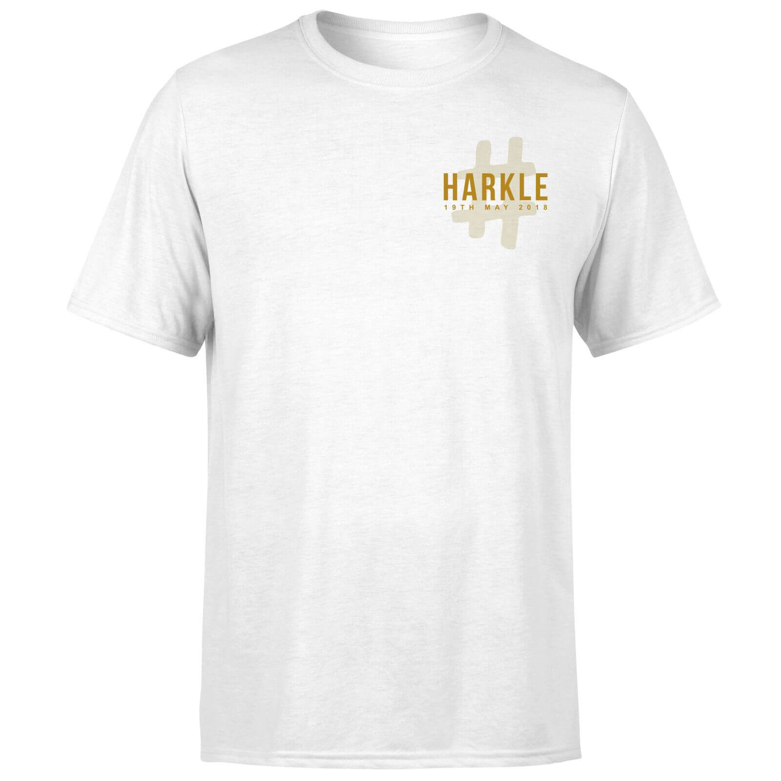 #Harkle T-Shirt - White