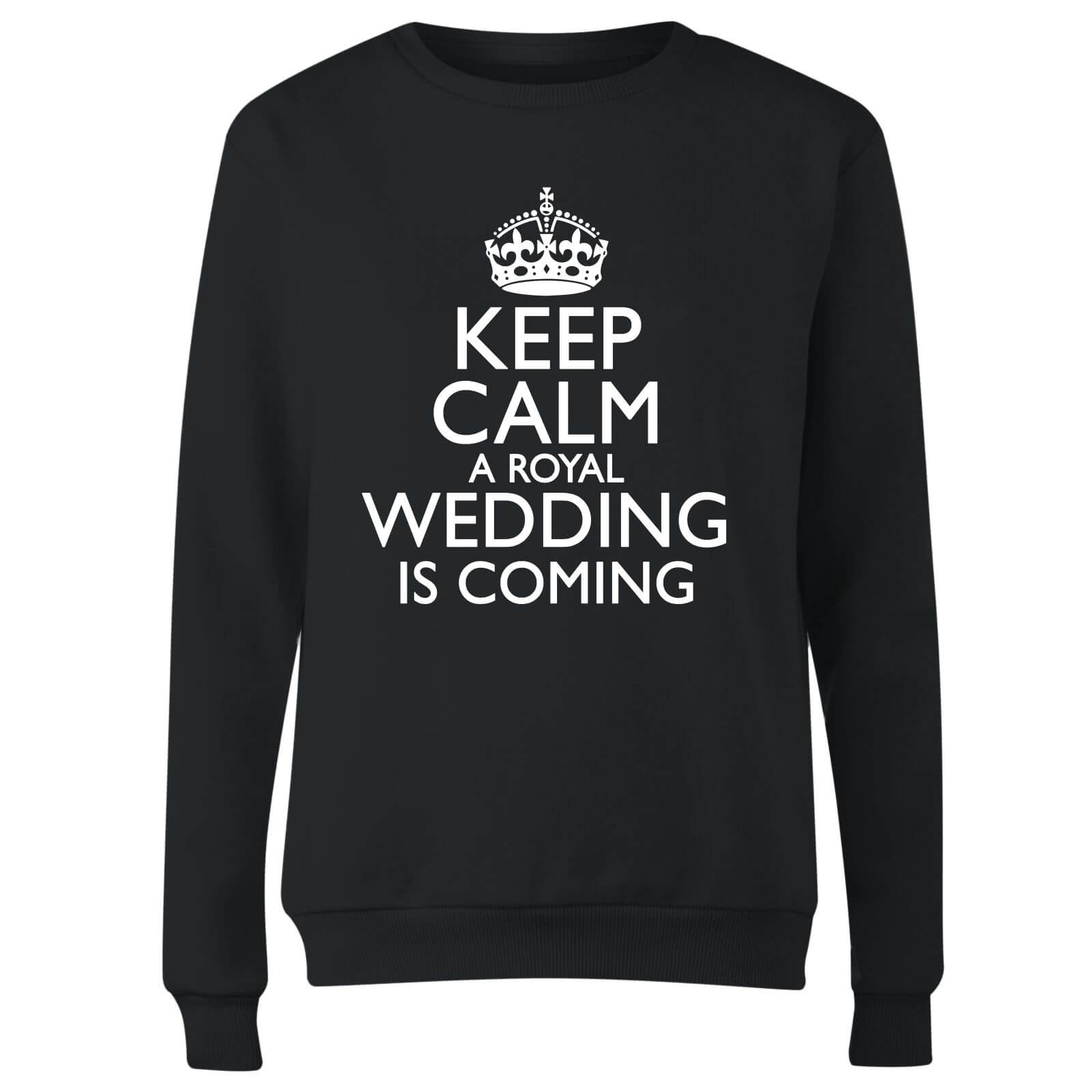 Keep Calm Wedding Coming Women