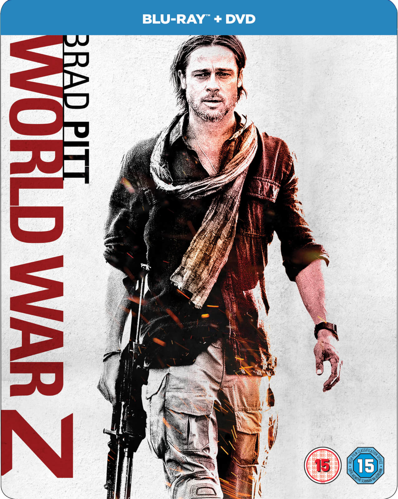 World War Z - Zavvi Exclusive Limited Edition Steelbook
