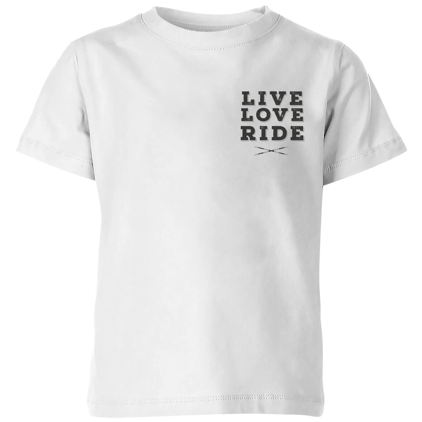Live Love Ride Kids