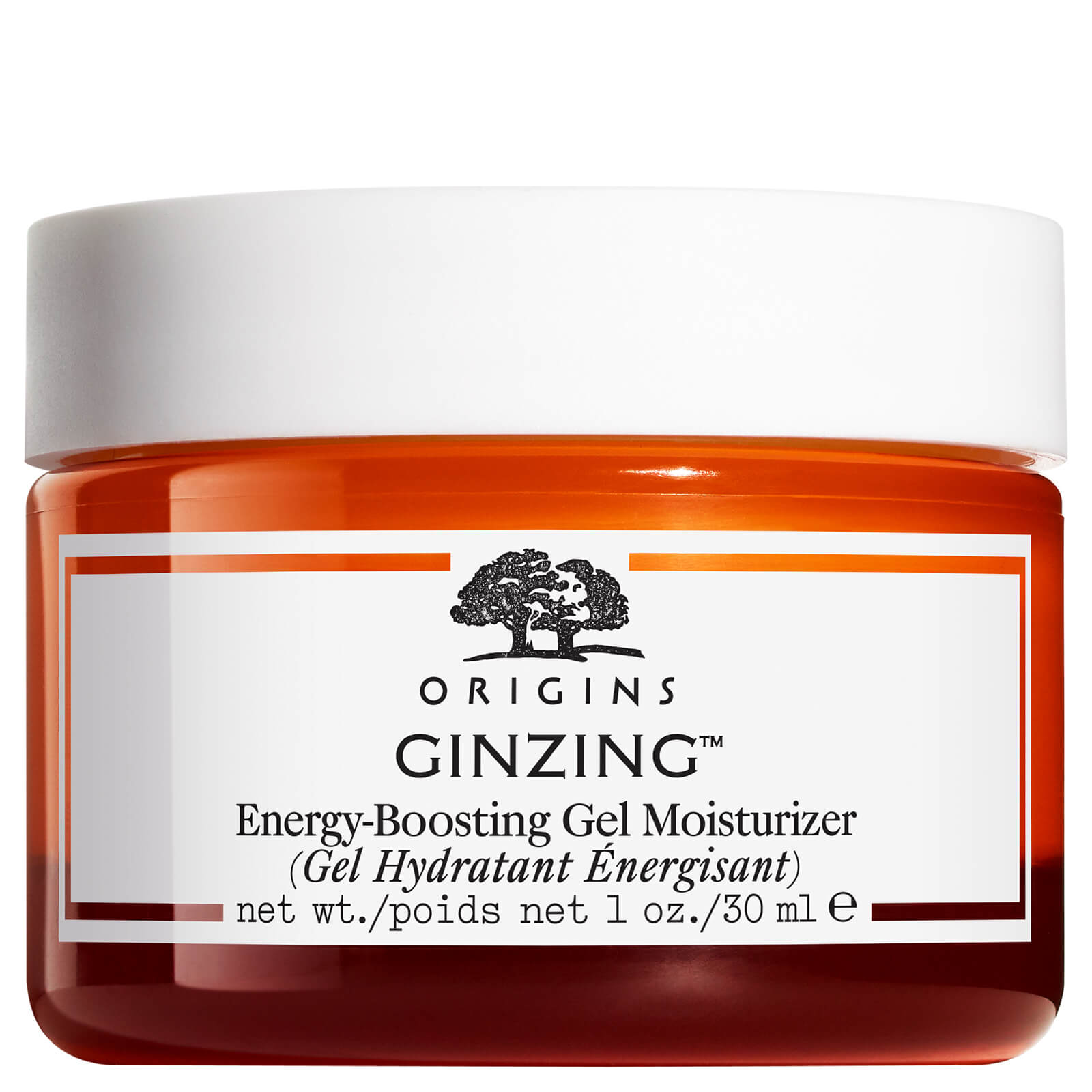 Origins GinZing Energy-Boosting Gel Moisturiser 30ml