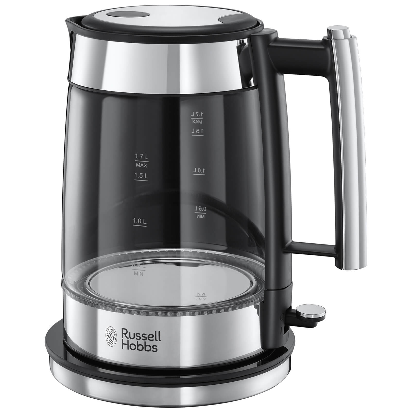 Russell Hobbs 23830 Elegance 1.7L Kettle - Polished Stainless Steel