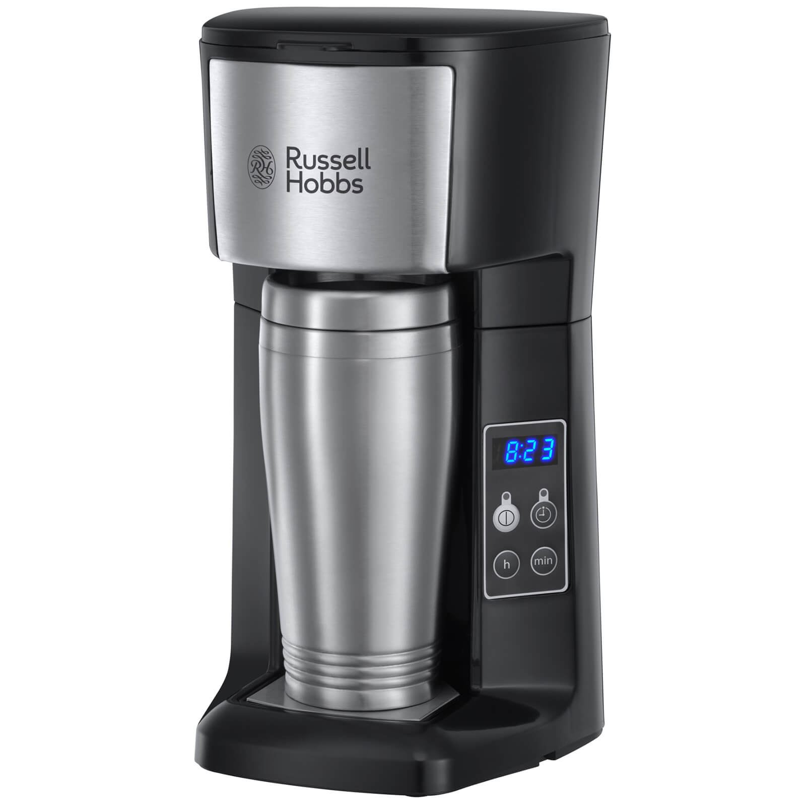 Russell Hobbs 22630 650W Brew and Go Coffee Maker - Black