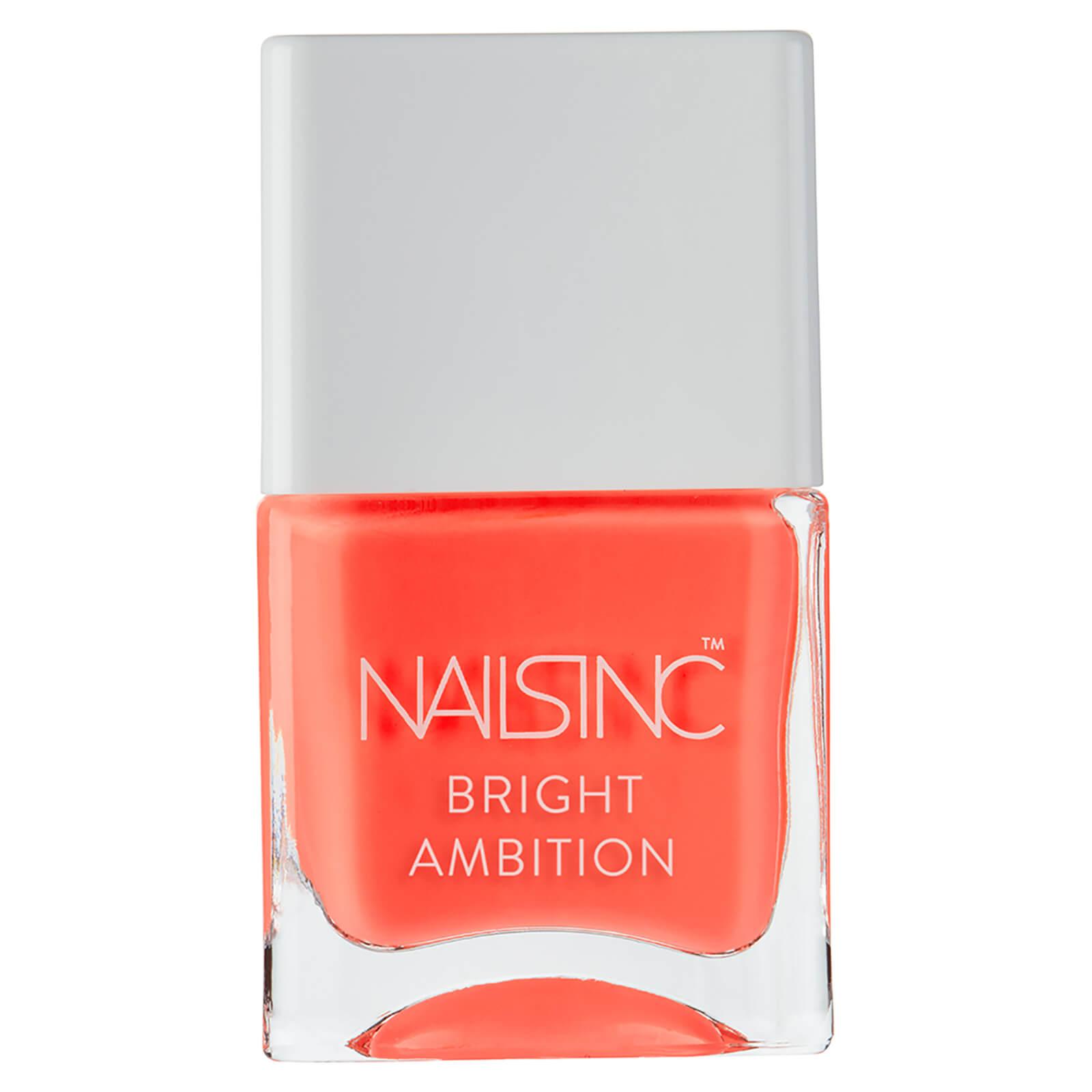 Nails Inc Bright Ambition Nail Polish Strictly 14ml Free Shipping Lookfantastic