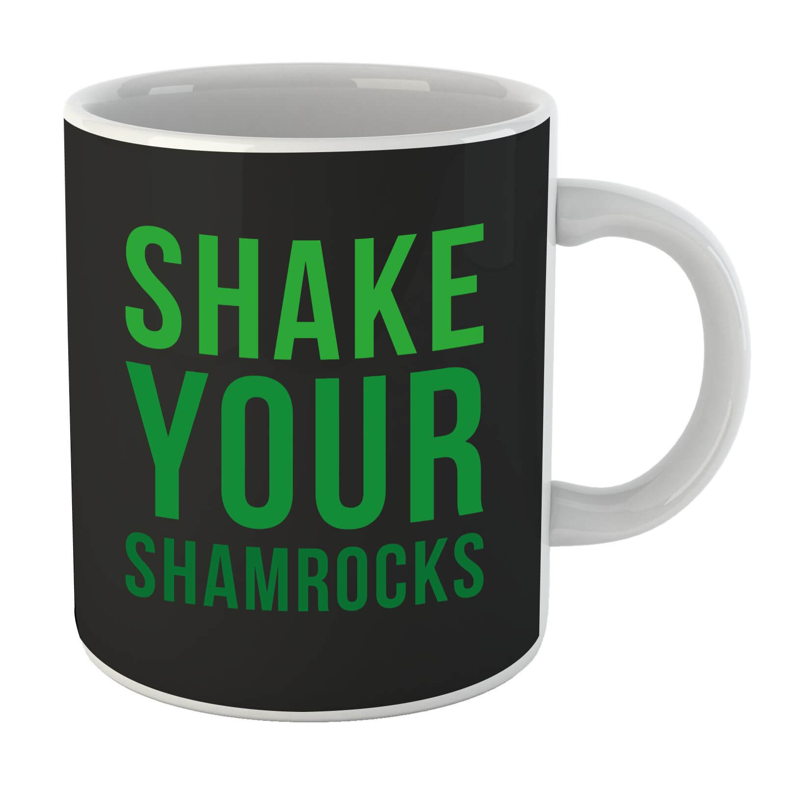 Shake Your Shamrocks Mug
