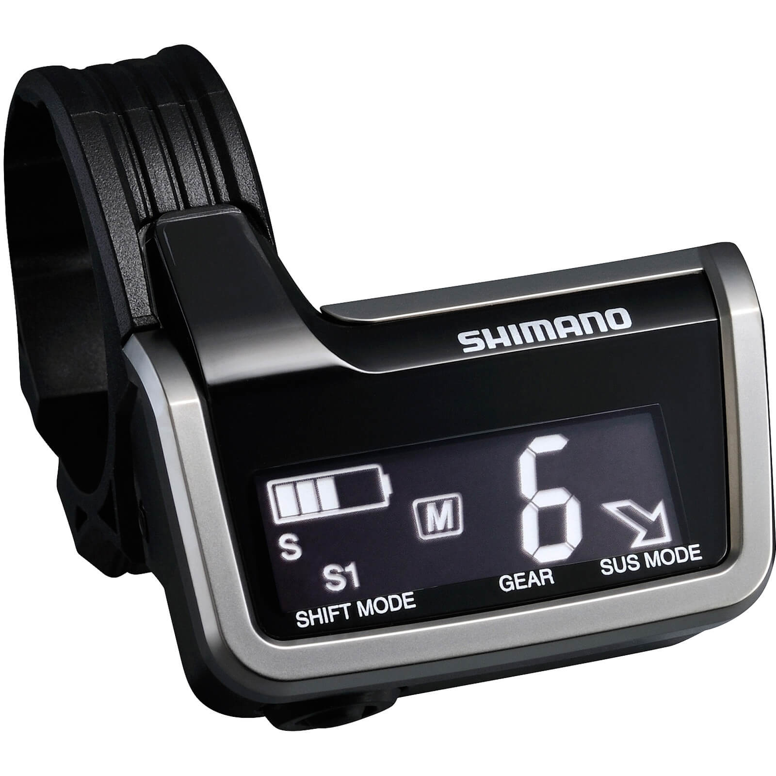 Shimano SC-M9051 Di2 System Information and Display Junction A - 3x E-Tube Ports