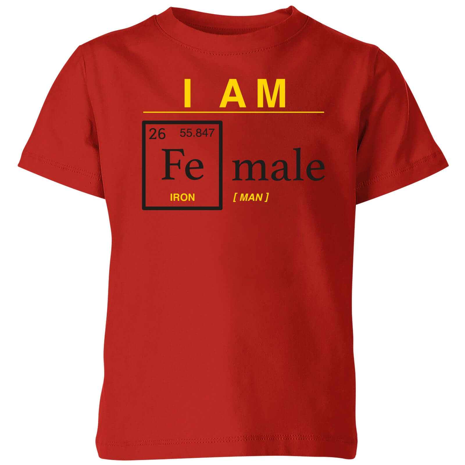I Am Fe Male Kids