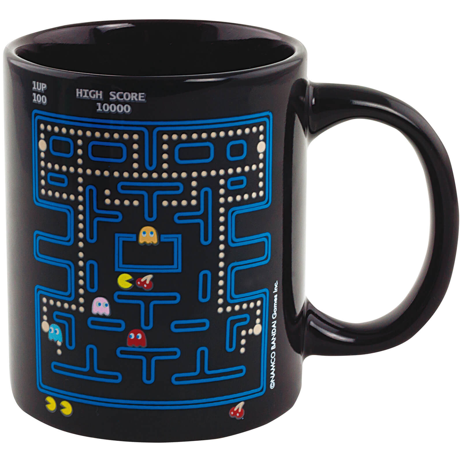 Tasse Thermosensible Pac Man