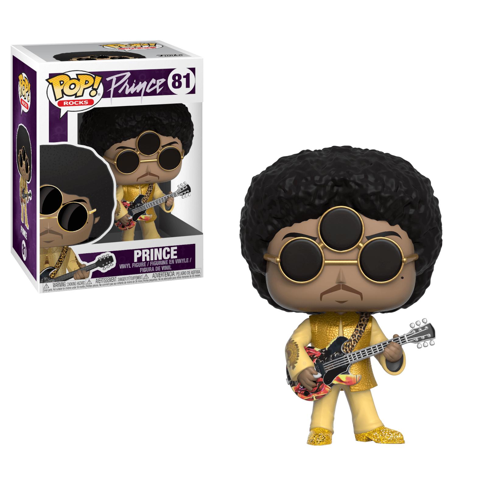 Pop! Rocks Prince 3rd Eye Girl Pop! Vinyl Figure