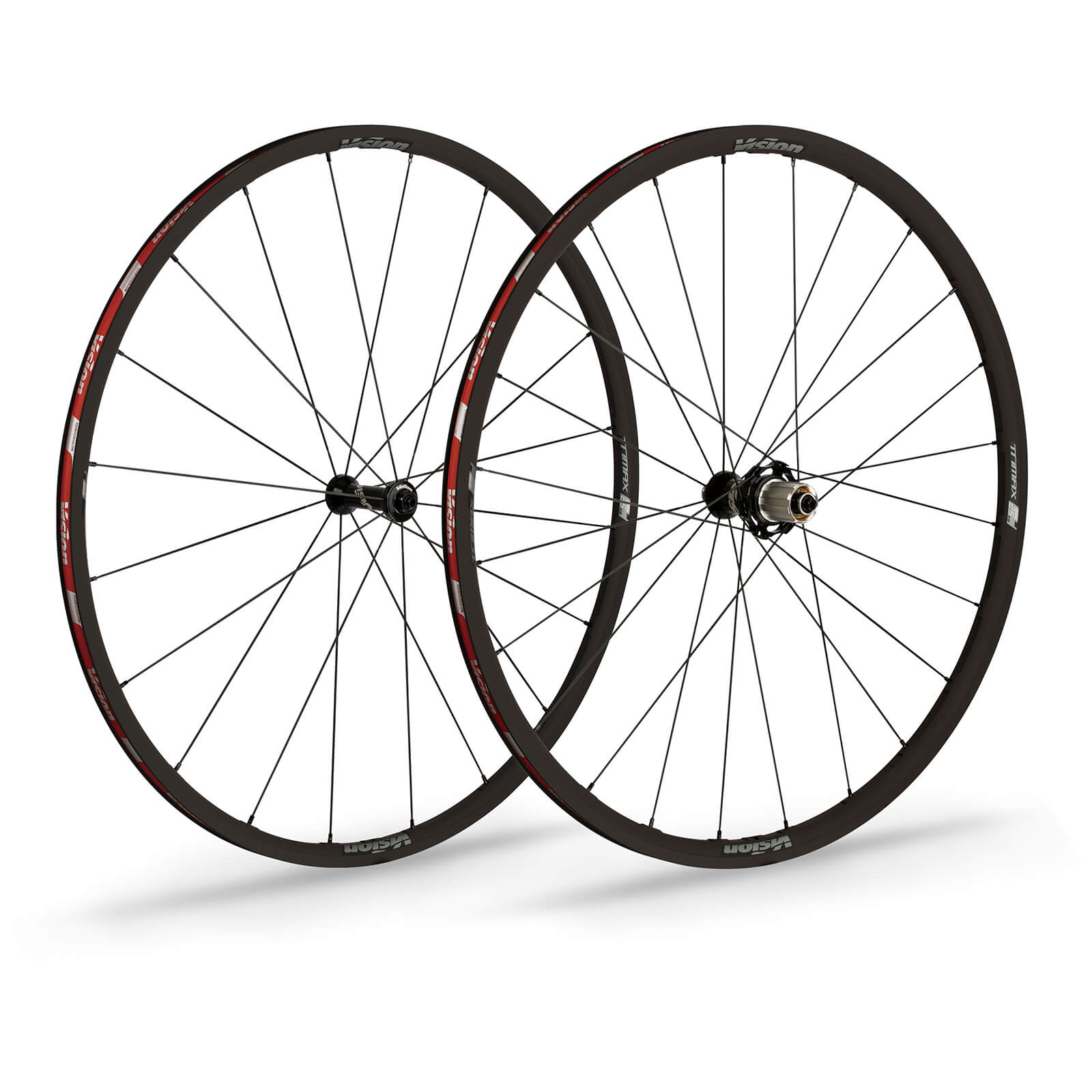 Vision Trimax 25 KB Clincher Wheelset