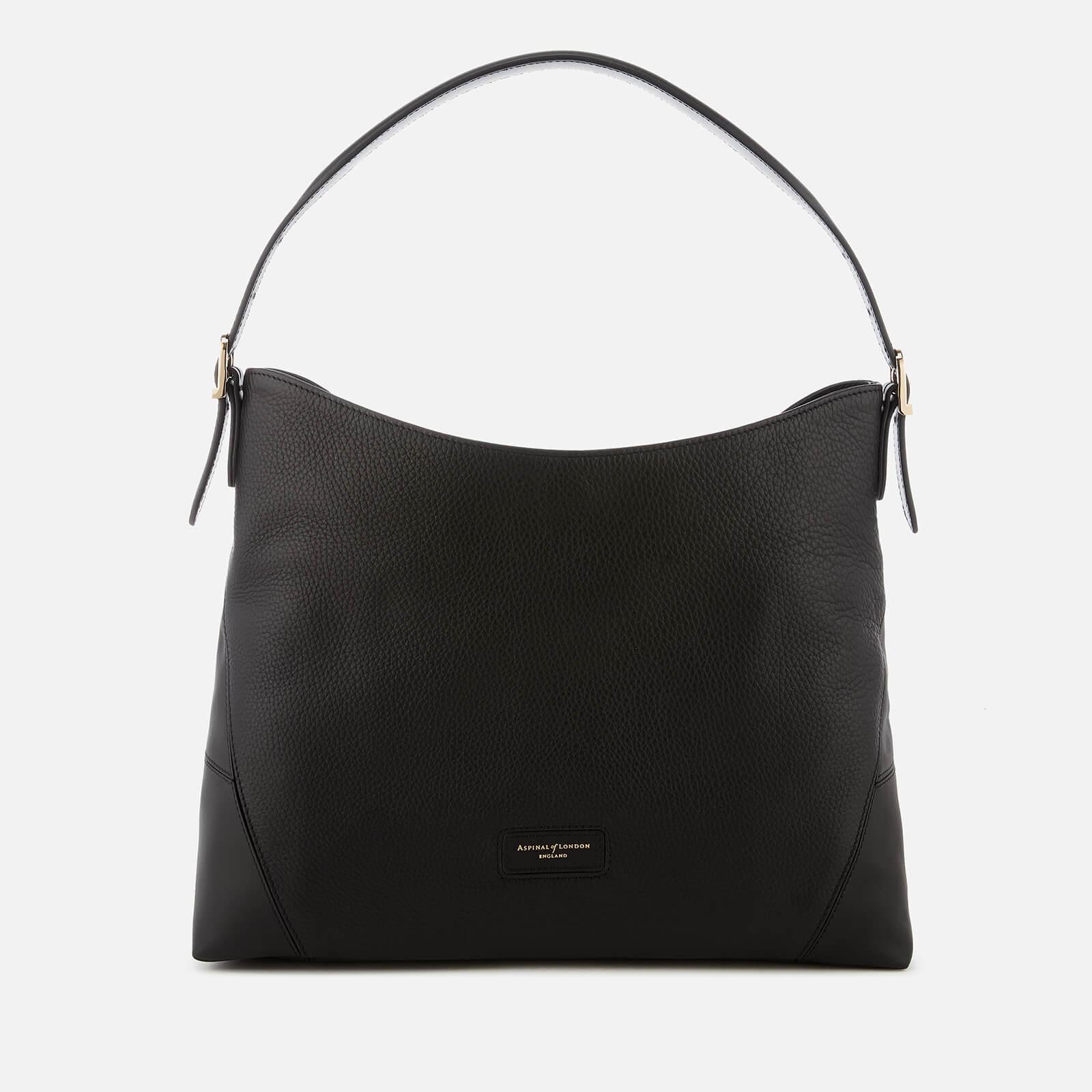 Hobo Bag - Black Womens