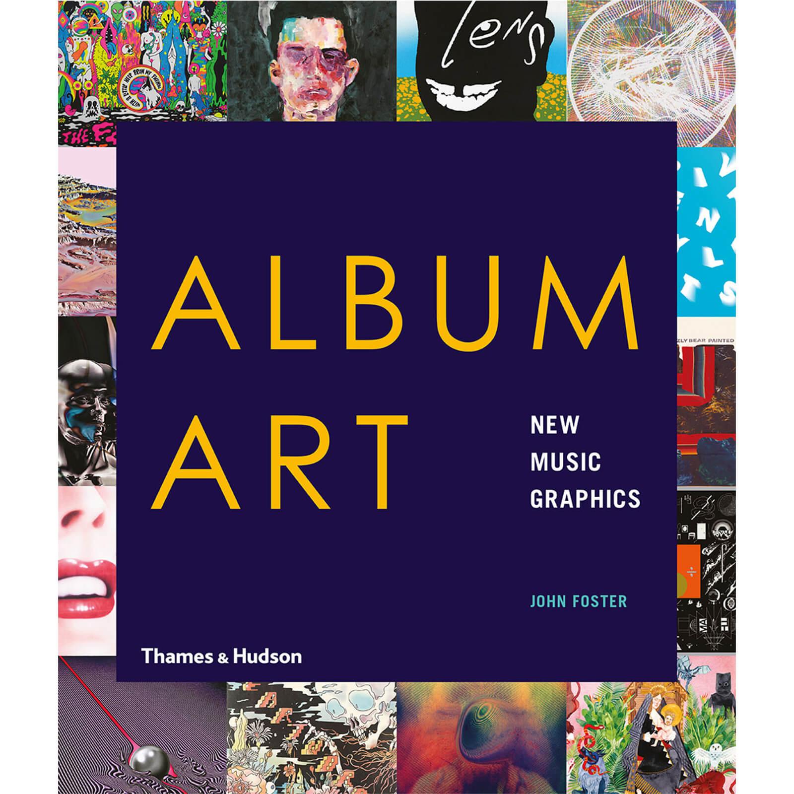 Thames and Hudson Ltd: Album Art New Music Graphics