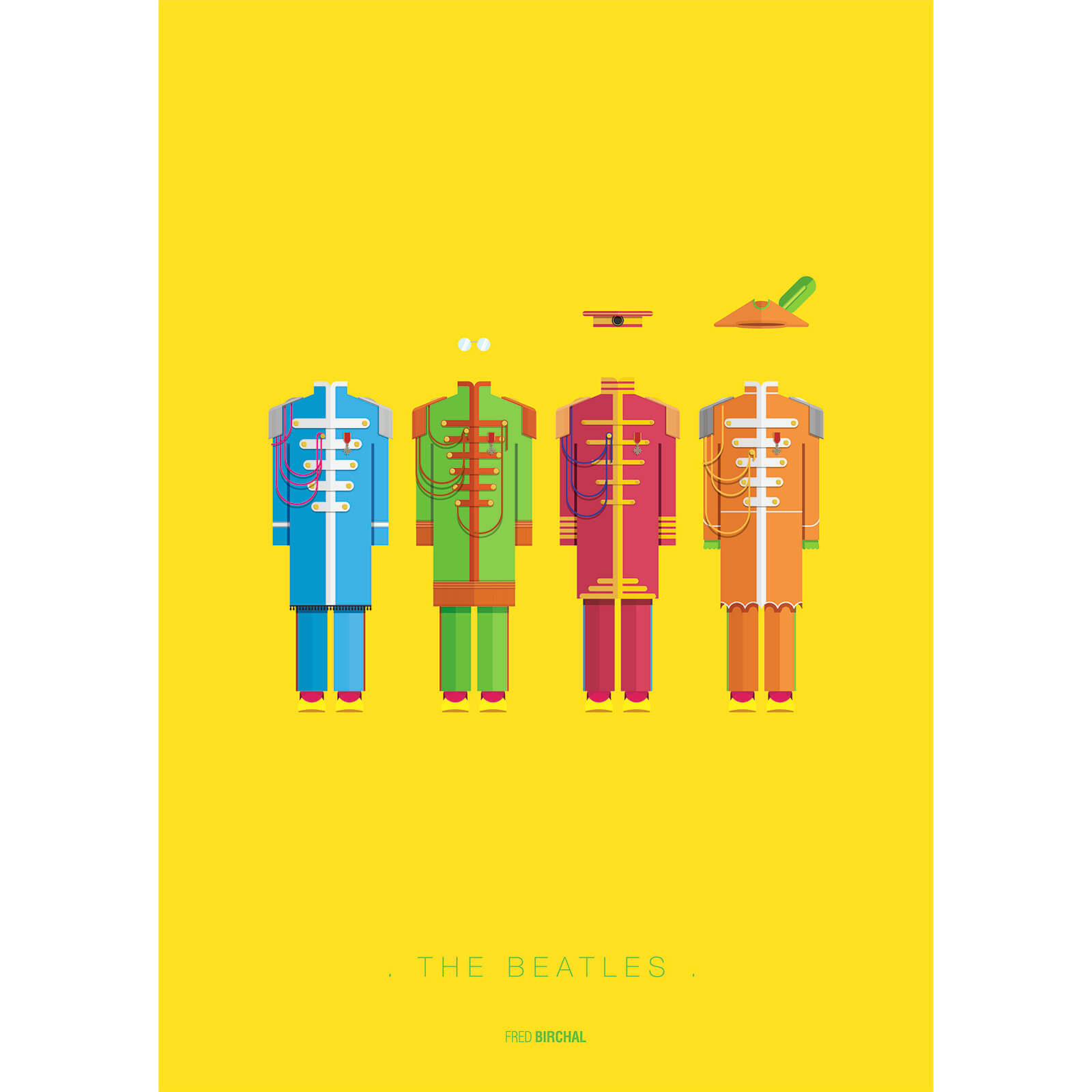 The Beatles Print