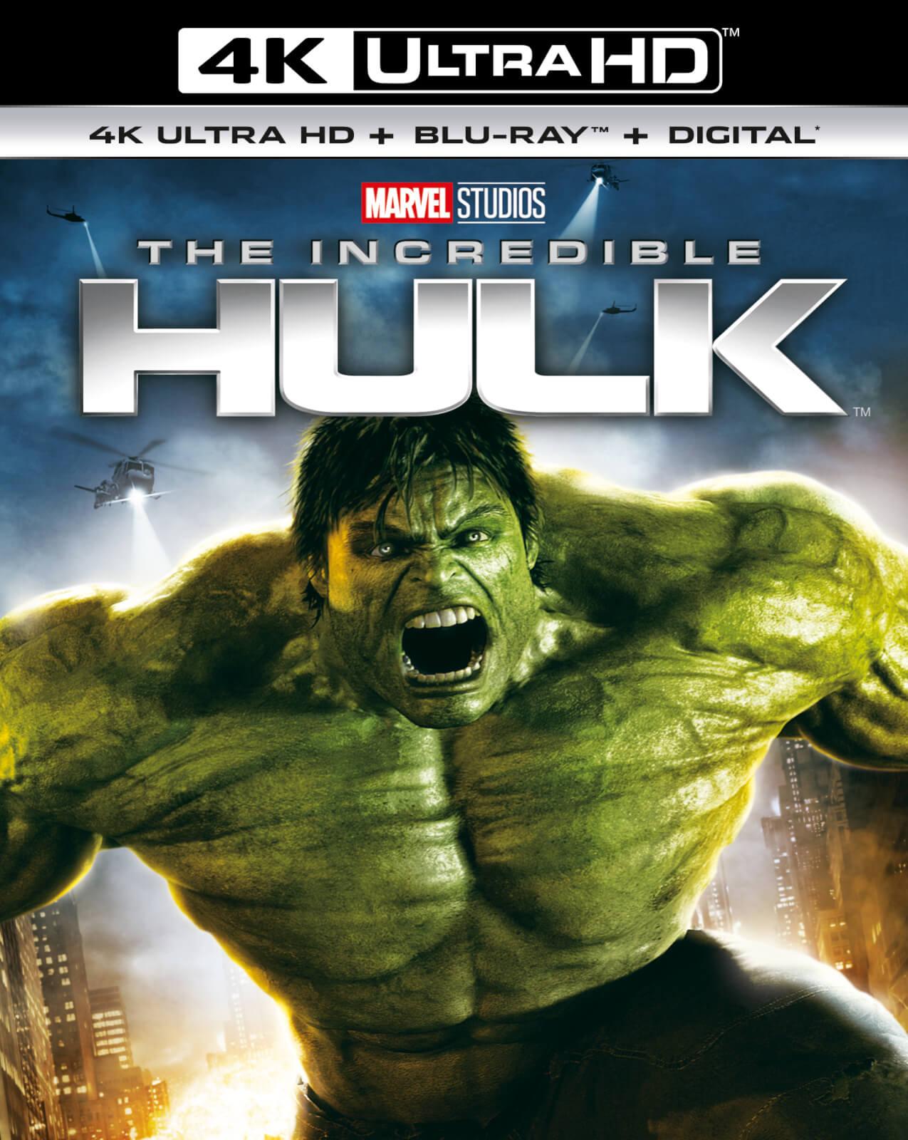 The Incredible Hulk - ...