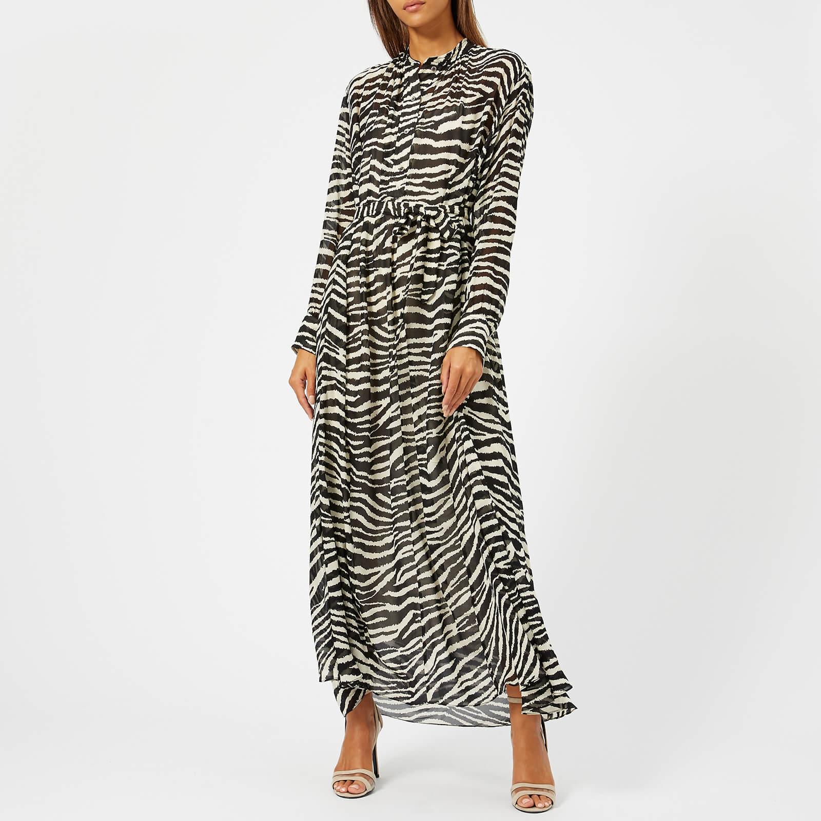 b8ba98f4b7 Isabel Marant Étoile Women's Joly Rock N Roll Dress - Ecru - Free UK  Delivery over £50