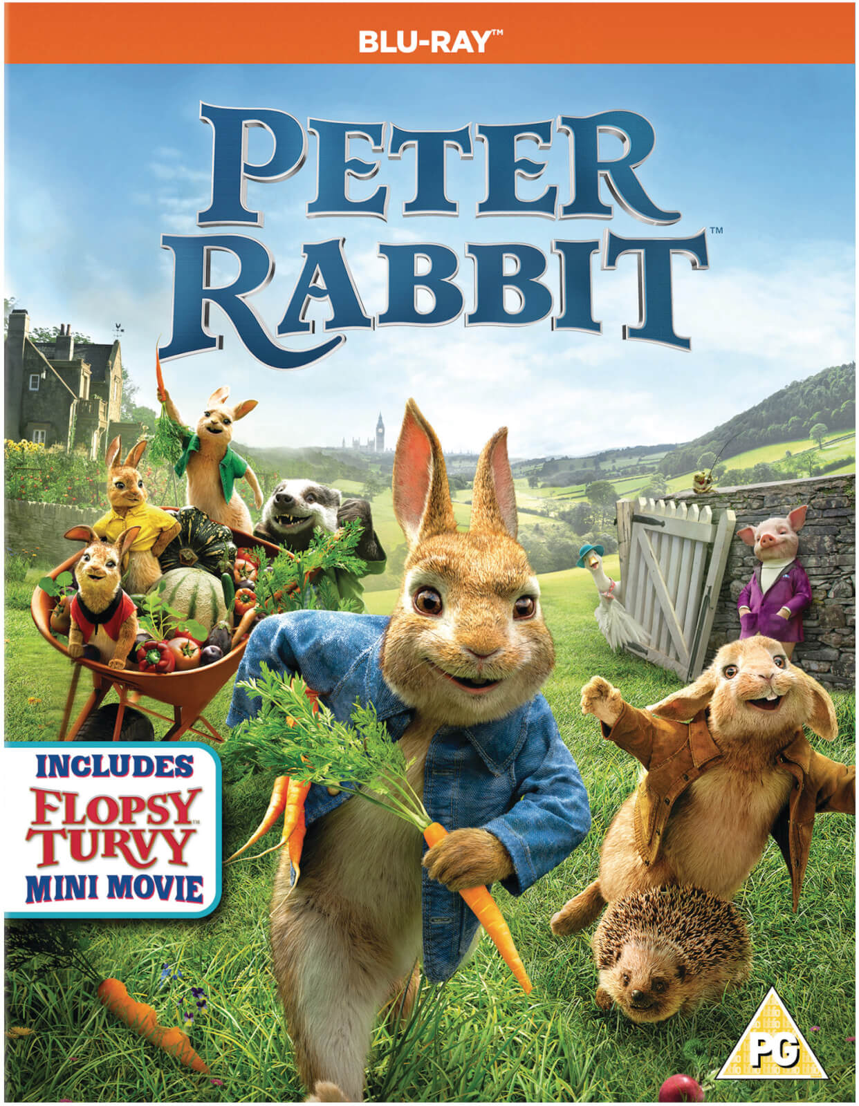 Peter Rabbit 2018 Download And Watch Full Movie HD