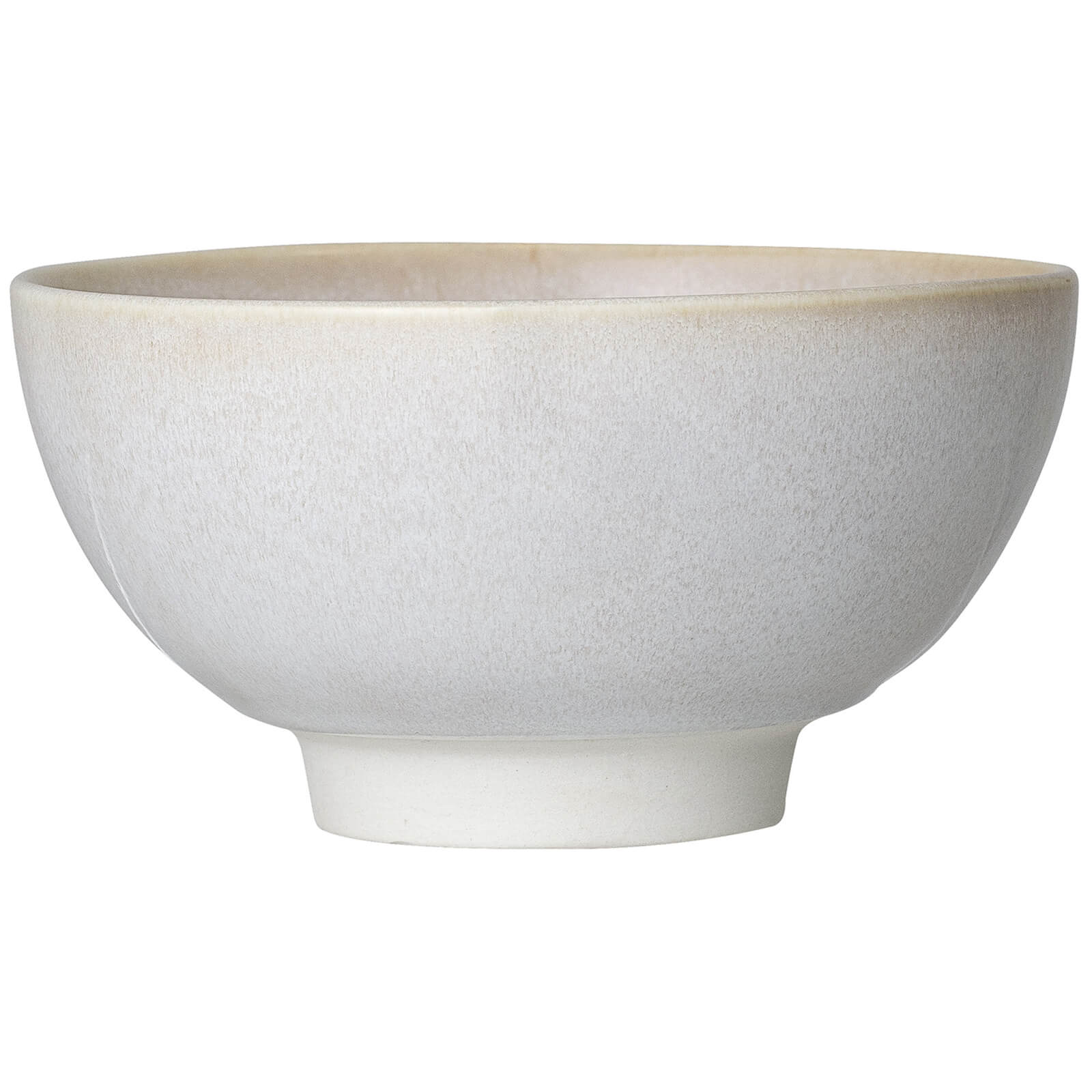 Bloomingville Carrie Stoneware Bowl - Nature