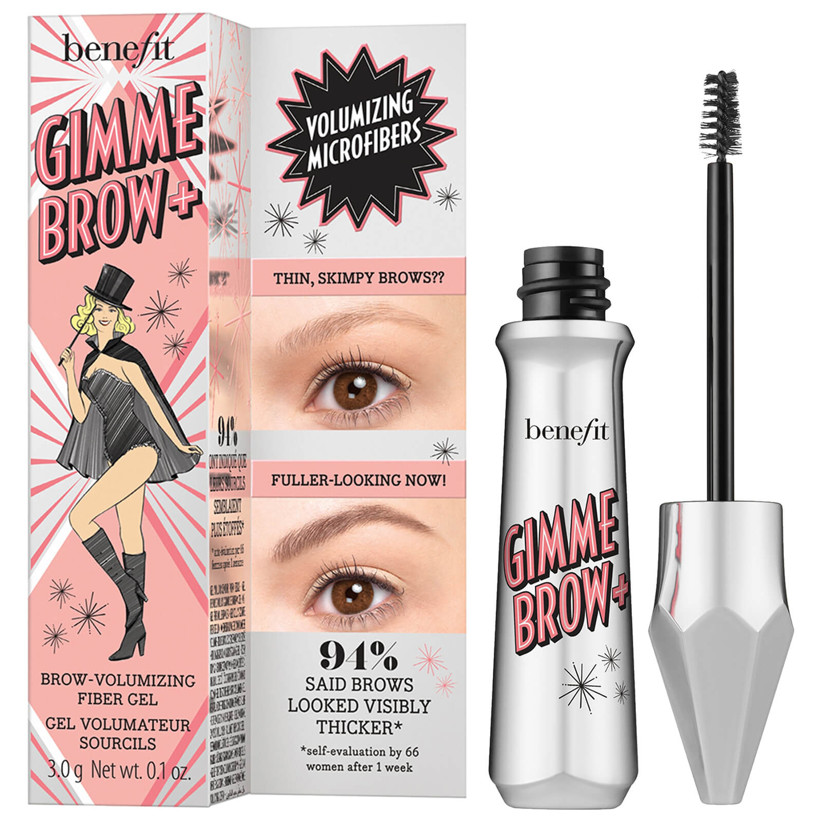 benefit Gimme Brow (Various Shades)