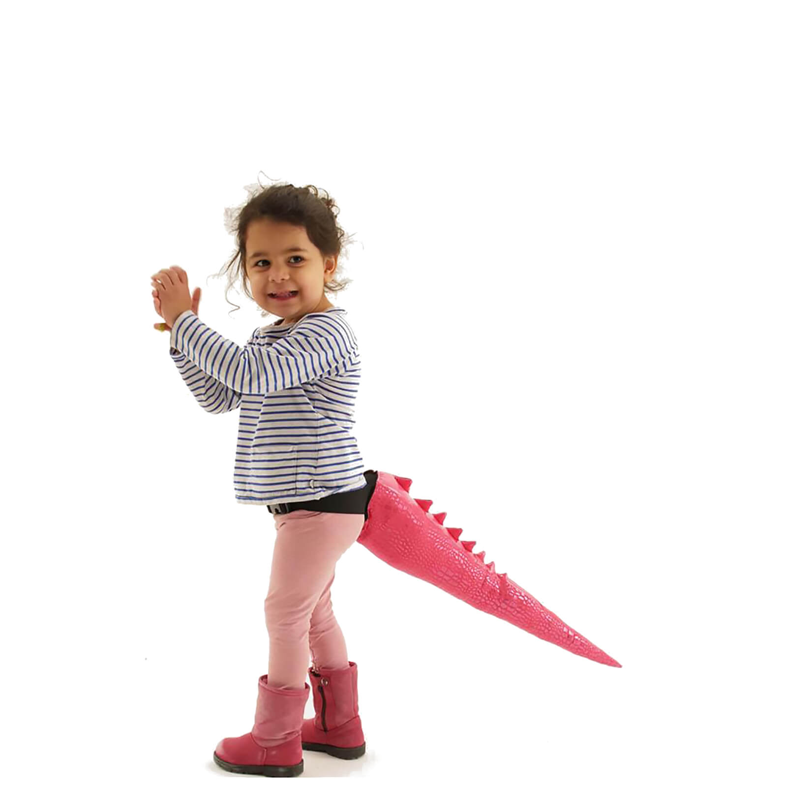 TellTails Wearable Ballerinasaurus Tail for Kids