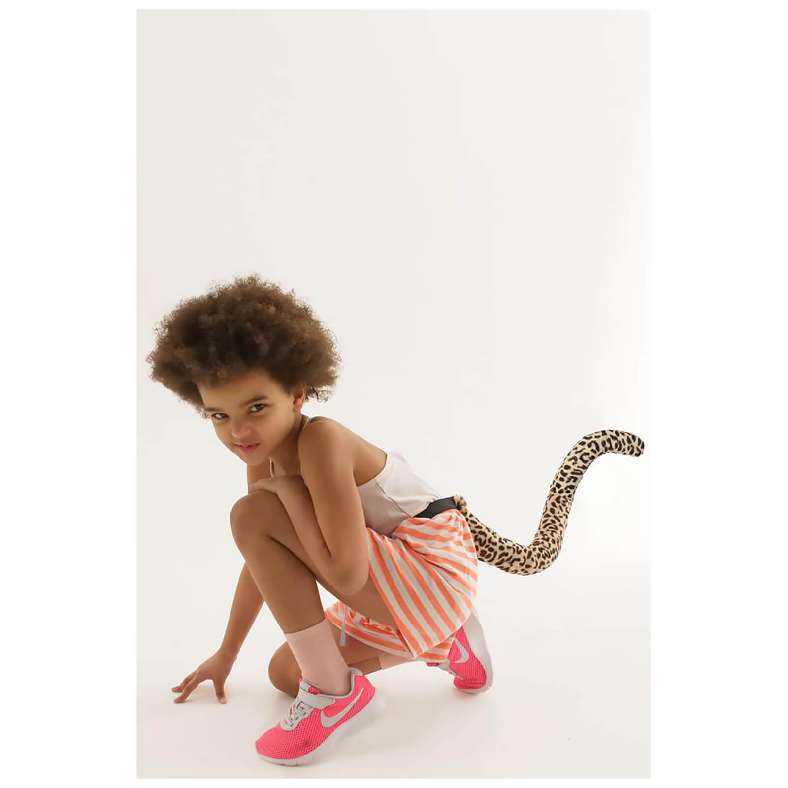 TellTails Wearable Leoping Leopard Tail for Kids