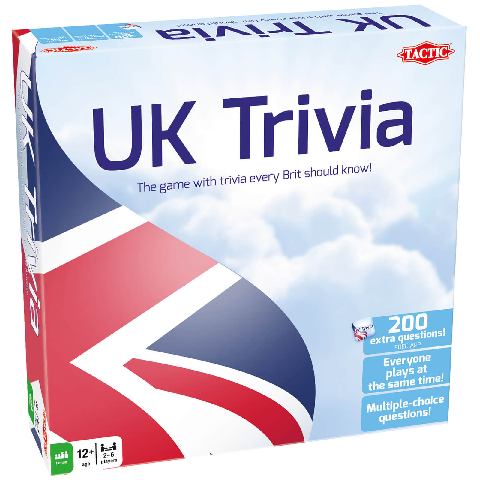 UK Trivia Family Game