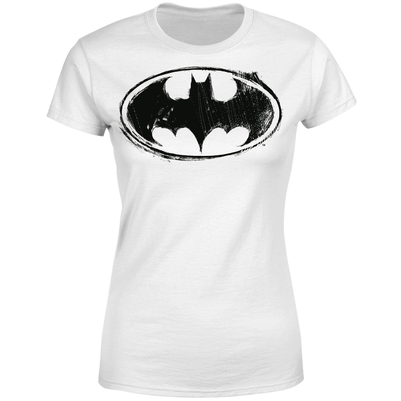 DC Comics Batman Sketch Logo Women