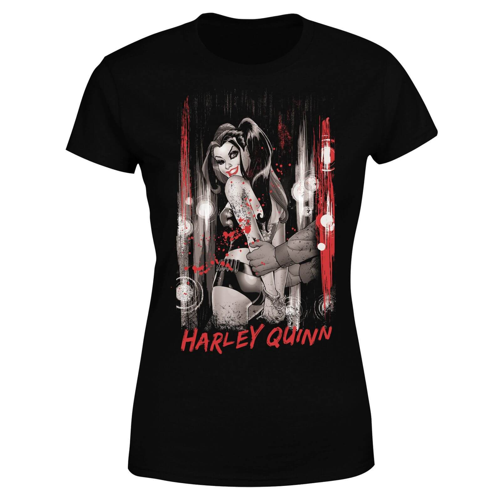 DC Comics Batman Harley Quinn Handcuffed Women