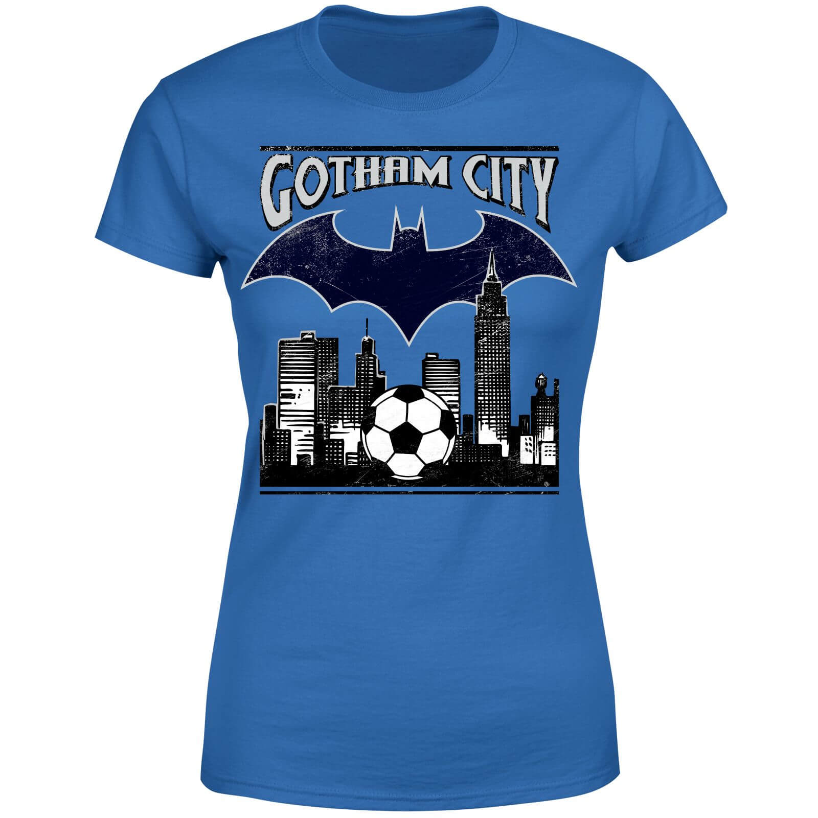 DC Comics Batman Football Gotham City Women
