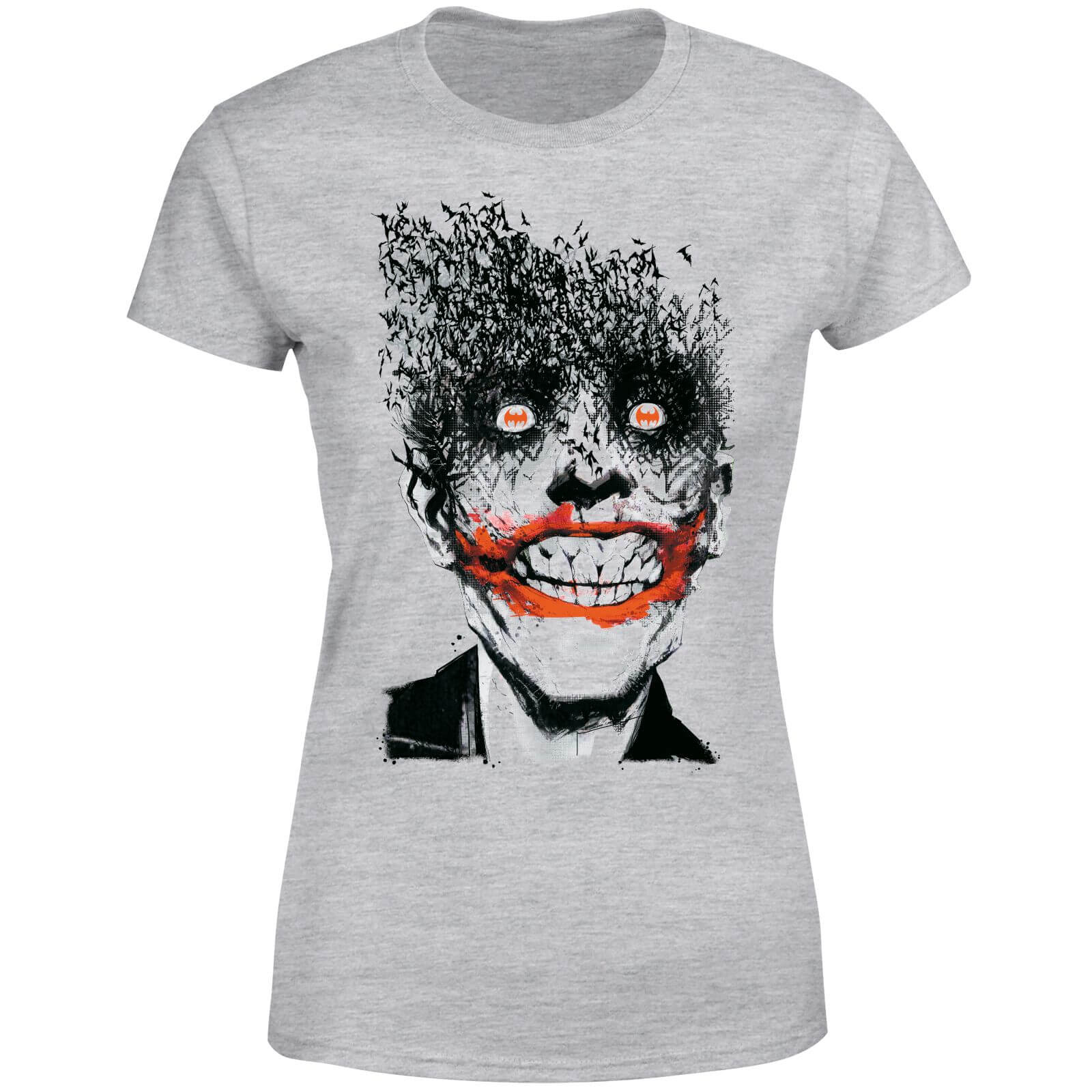 DC Comics Batman Joker Face Of Bats Women