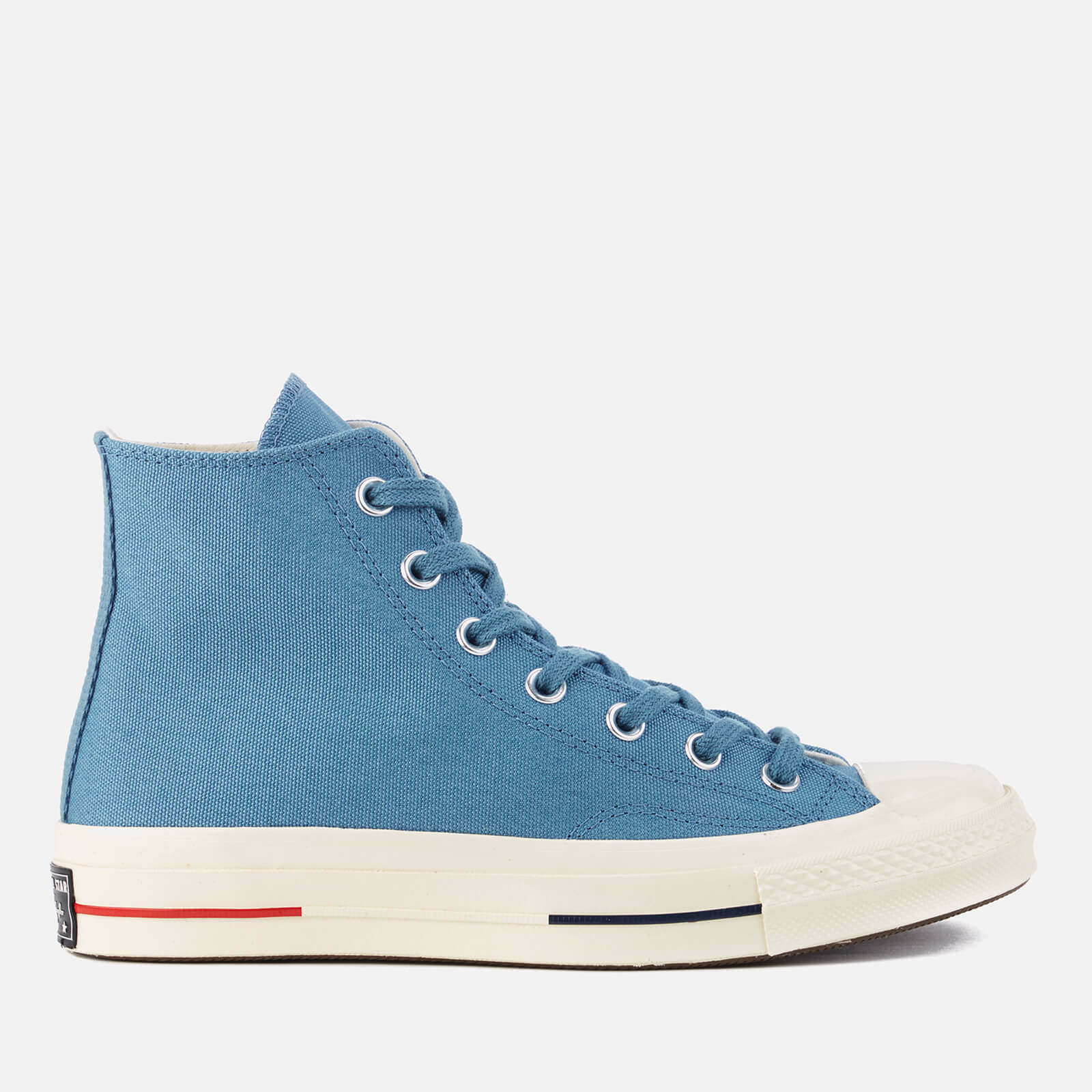 ec12e1eb68 Converse Chuck Taylor All Star '70 Hi-Top Trainers - Aegean Storm/Gym  Red/Navy - Free UK Delivery over £50