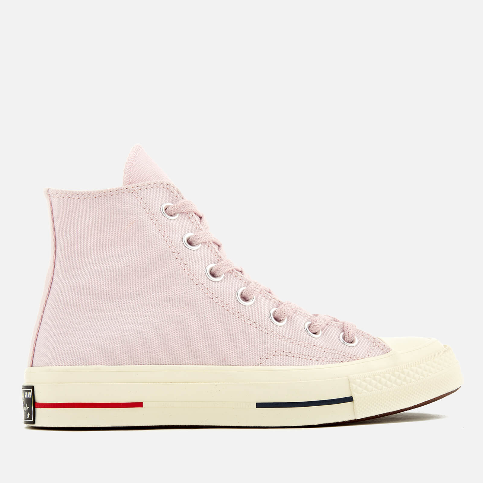1deebcc2585b Converse Women s Chuck Taylor All Star  70 Hi-Top Trainers - Barely Rose Gym  Red Navy - Free UK Delivery over £50