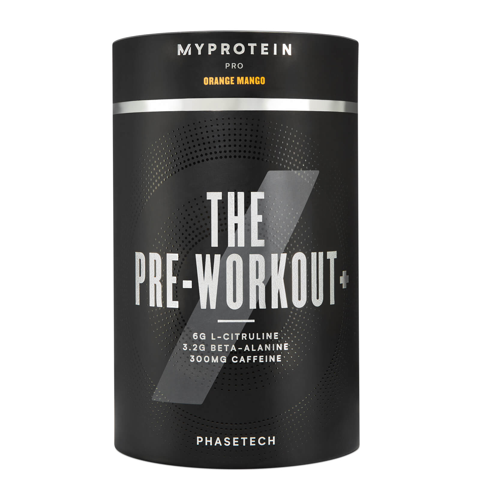THE Pre Workout+ - Orange Mango - 20 Servings