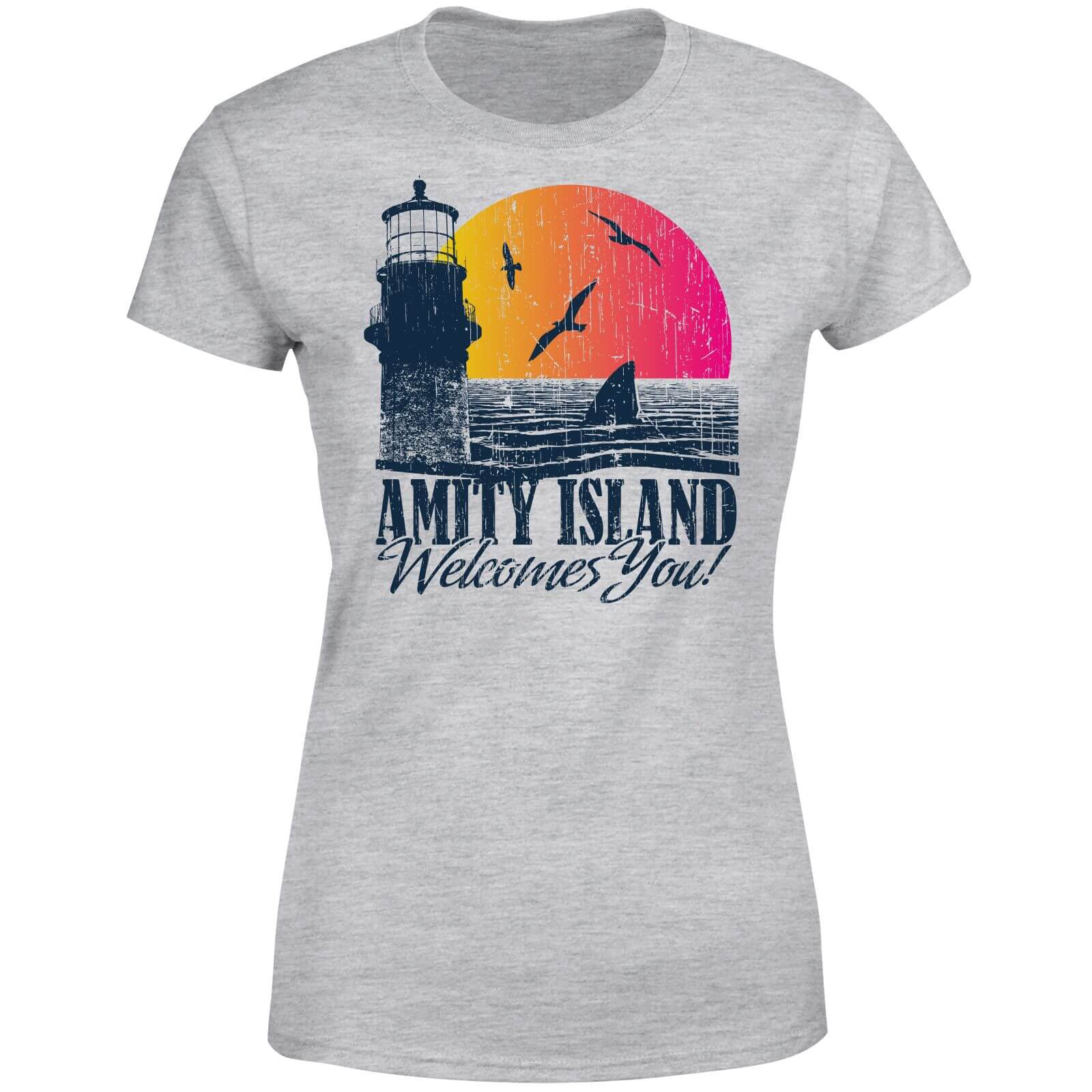 Jaws Welcome To Amity Island Women