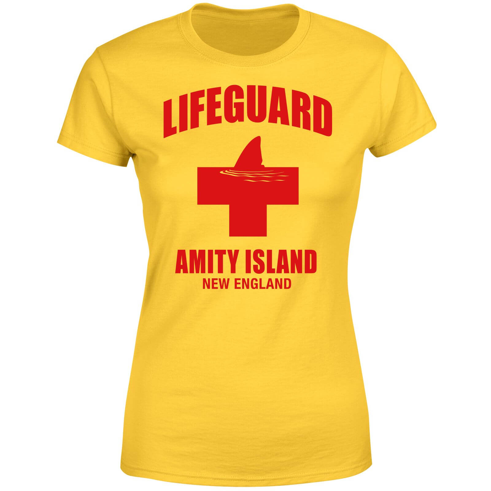 Jaws Amity Island Lifeguard Women