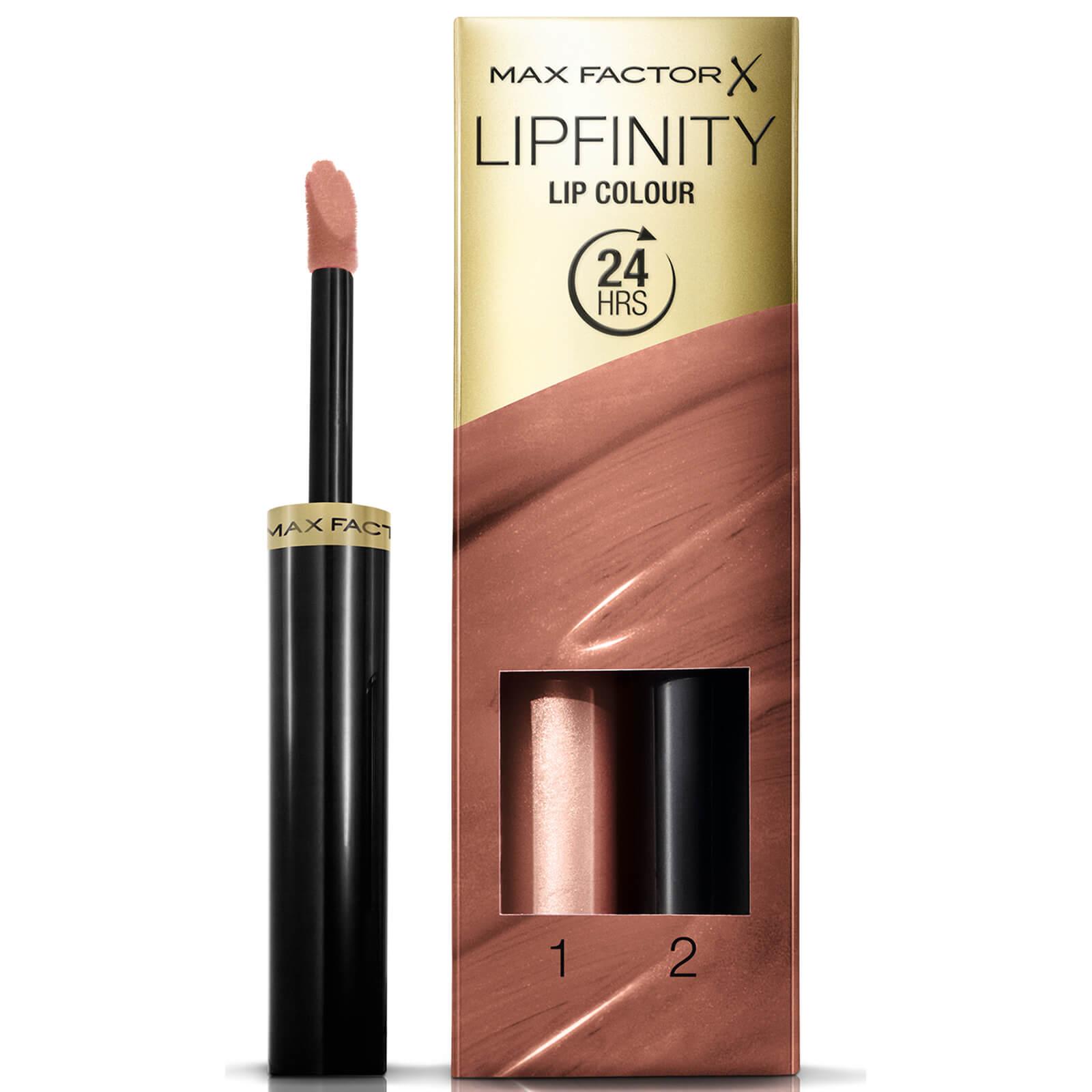 bd488d7e603 Max Factor Lipfinity Lip Color 3.69g - 180 Spiritual | Free Shipping |  Lookfantastic