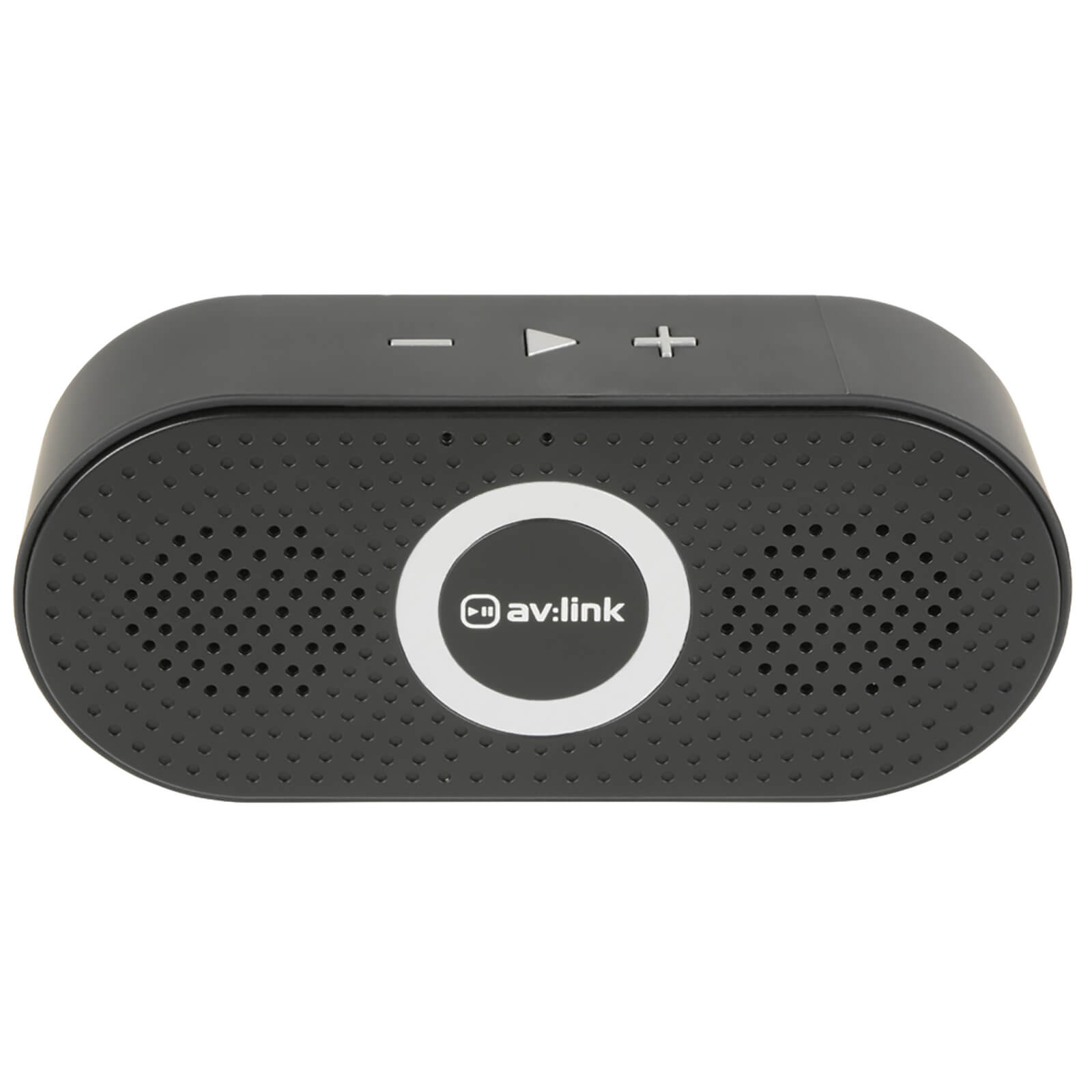 AV: Link Portable 4.2 Bluetooth Speaker - Black