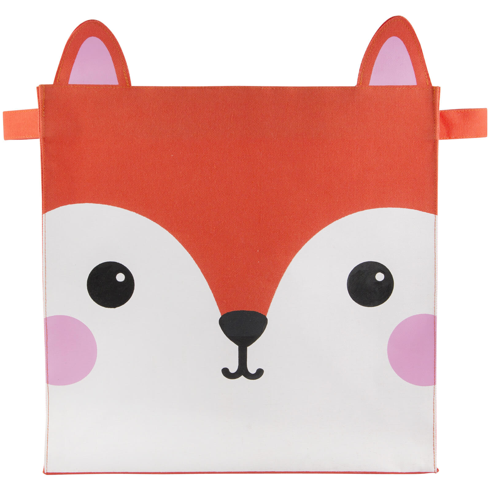 Sass & Belle Hiro Fox Kawaii Friends Storage Basket