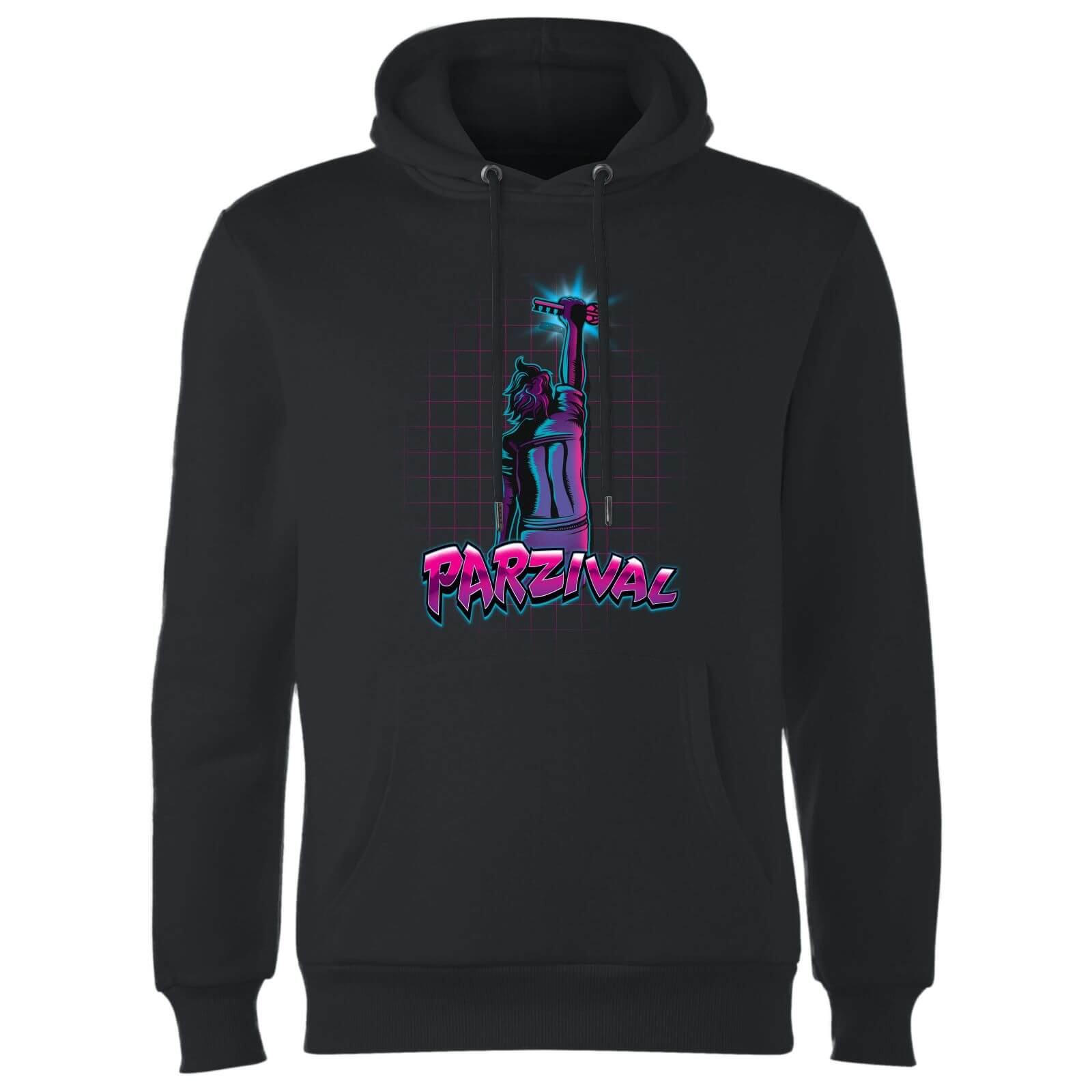 Ready Player One Parzival Key Hoodie - Black
