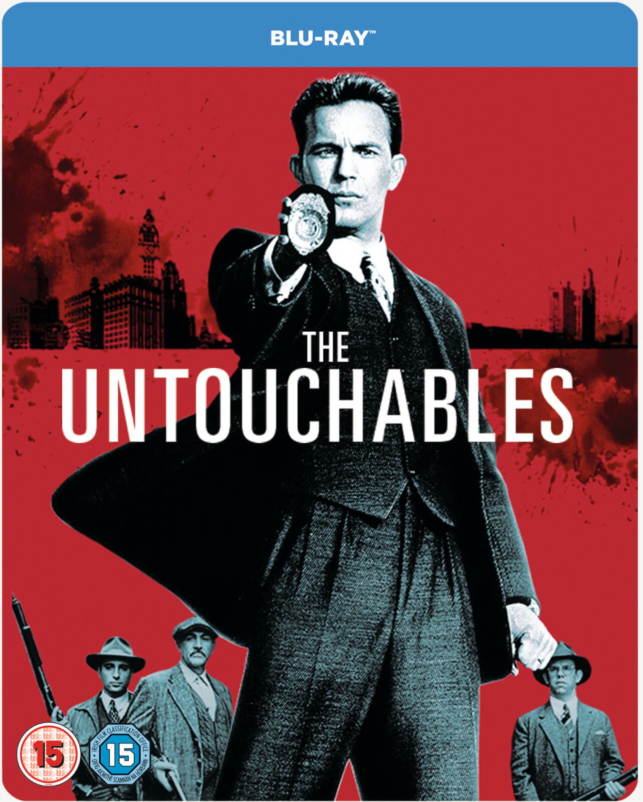 The Untouchables - Zavvi Exclusive Limited Edition Steelbook