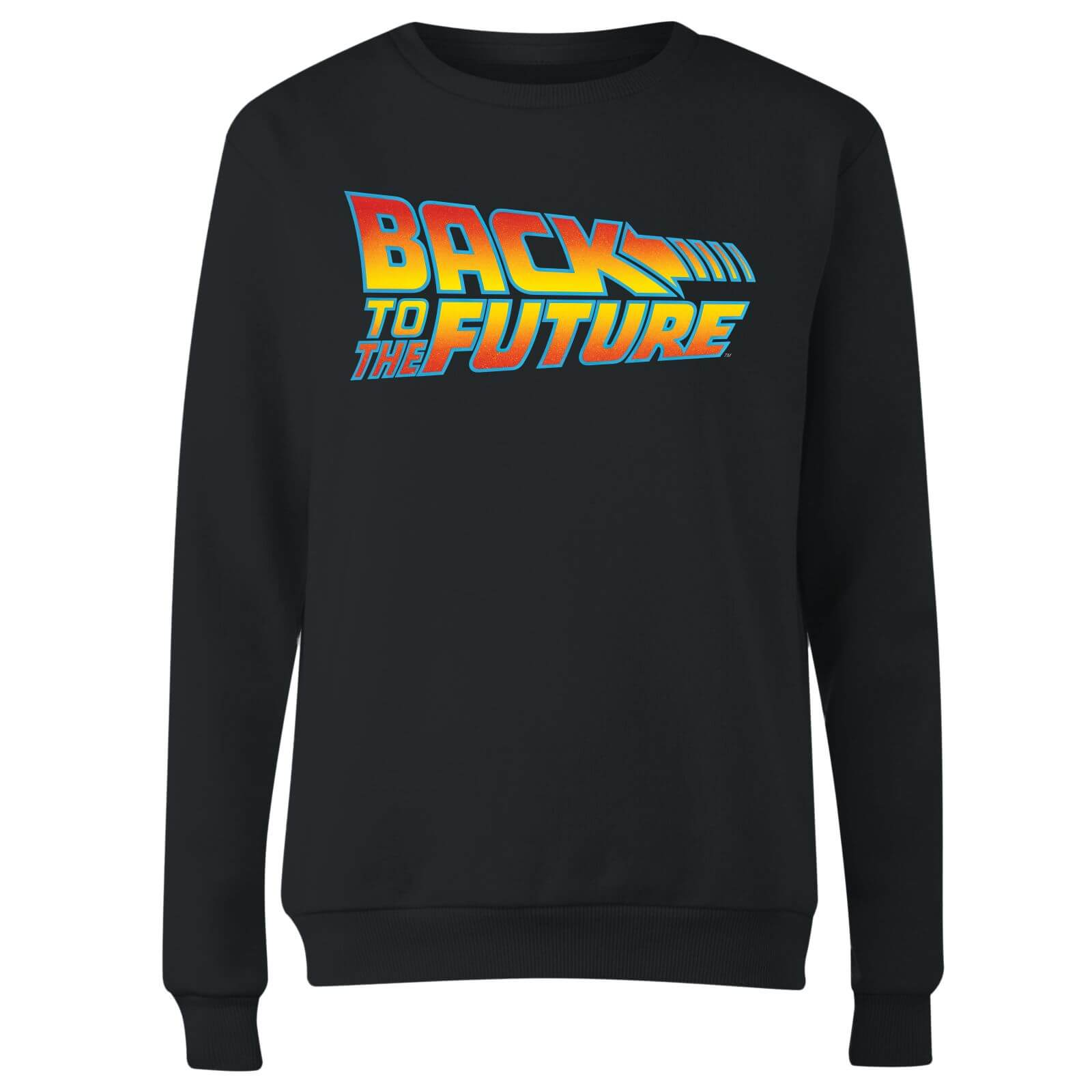 Back To The Future Classic Logo Women