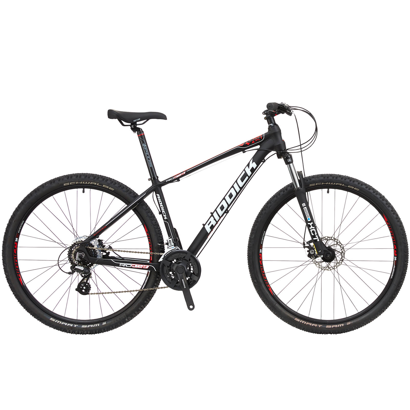 "Riddick RD329 29er Alloy 24 Speed Disc Aluminium Mountain Bike 17"" (RD029)"