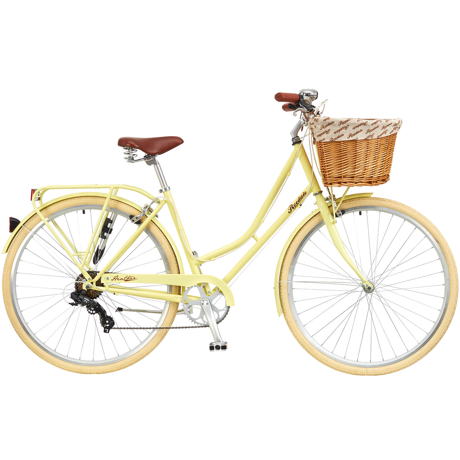 Ryedale Heather Ladies Traditional 7 Speed Bike (2017 Model)