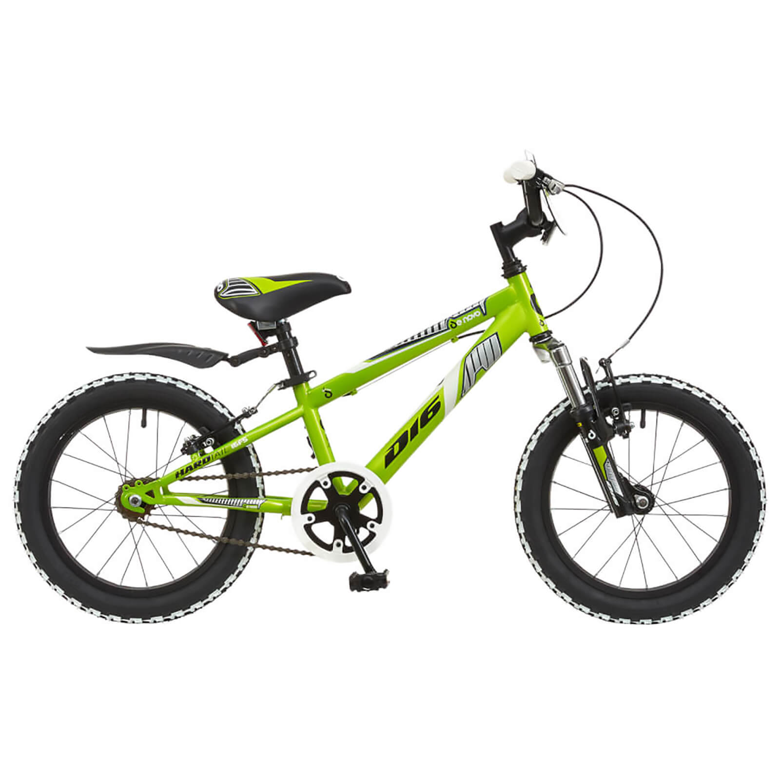 "Denovo Boys Suspension Bike - 16"" Wheel"
