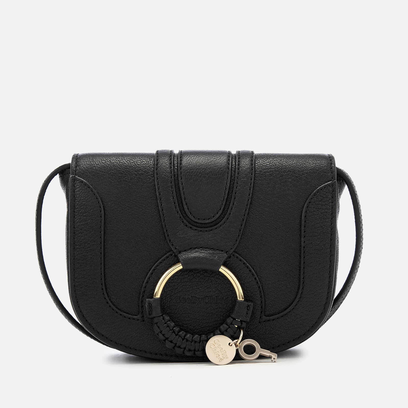 f56ef0fe17 See By Chloé Women's Mini Hana Cross Body Bag - Black