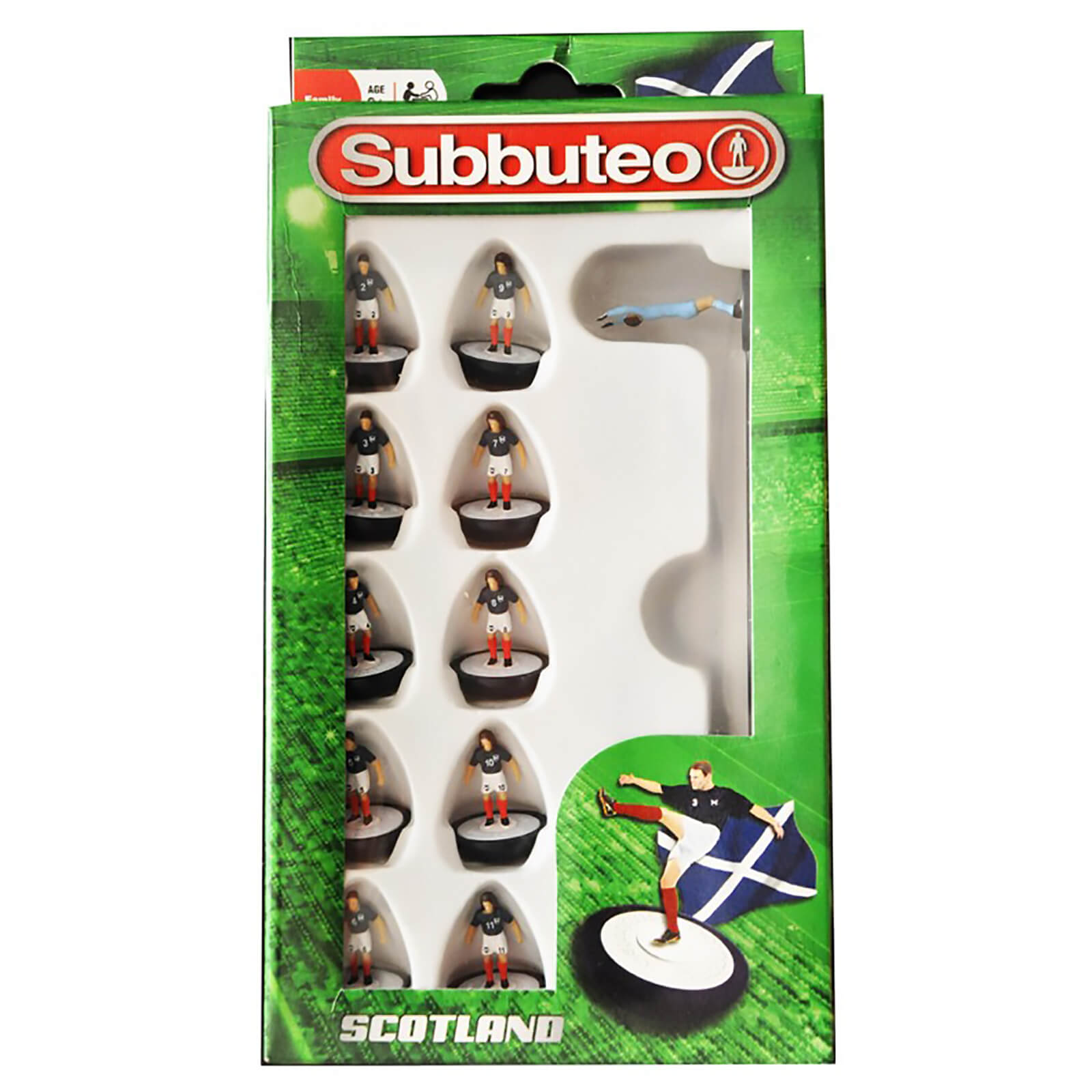 Subbuteo Scotland Team