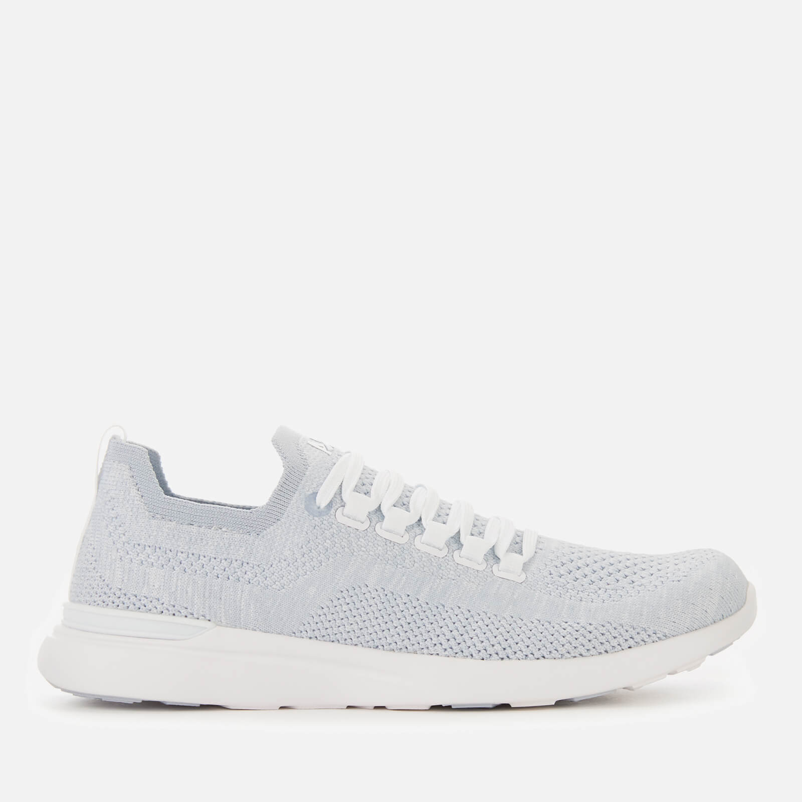 2f7a59afac53 Athletic Propulsion Labs Women's TechLoom Breeze Trainers - White/Steel  Grey - Free UK Delivery over £50
