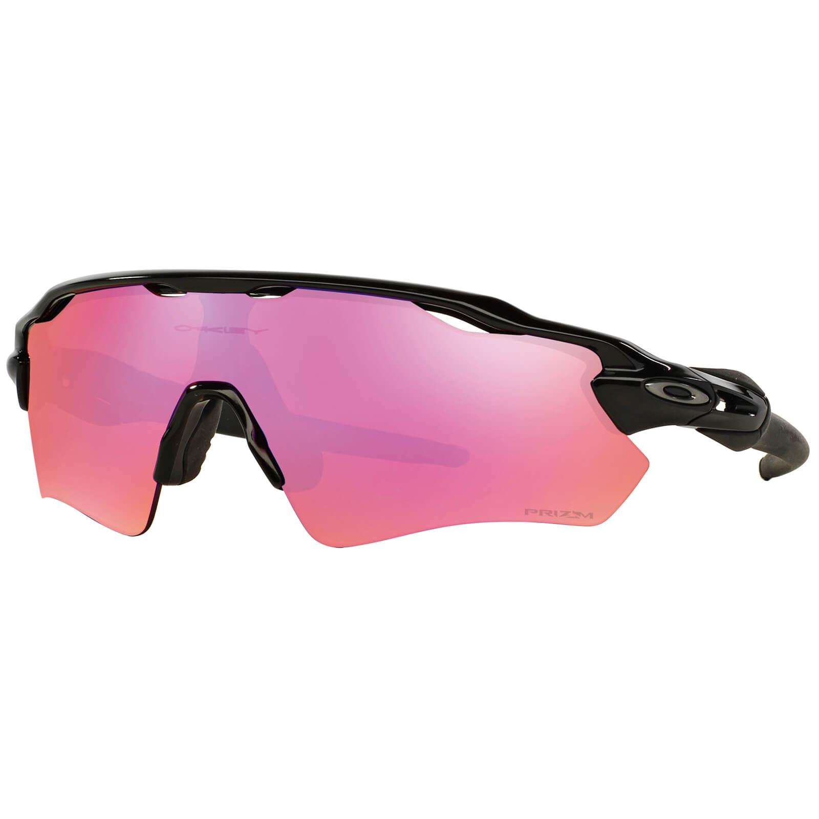 833f6f9bdf5 Oakley Radar EV Path Sunglasses - Polished Black Prizm Trail ...