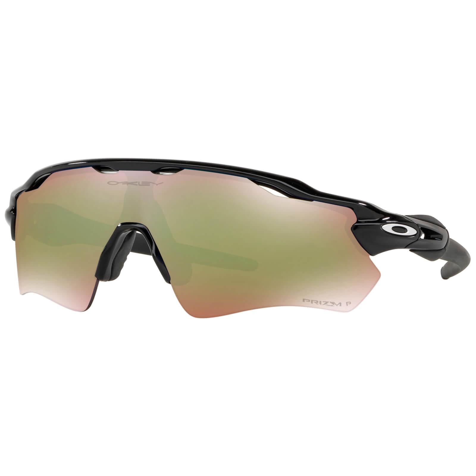 77ef760adbc2a Oakley Radar EV Path Polarized Sunglasses - Polished Black Prizm Shallow  Water